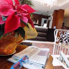 Отель Villa Del Mare Римини гостиничный бар фото 2