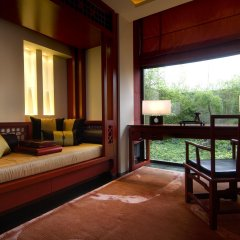 Отель Banyan Tree Lijiang комната для гостей фото 2