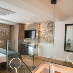 Re Dionisio Boutique Hotel Сиракуза удобства в номере