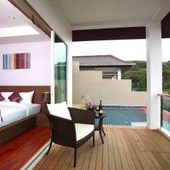 Отель Bangtao Tropical Residence Resort & Spa балкон