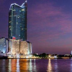 Отель Ramada Plaza by Wyndham Bangkok Menam Riverside Таиланд, Бангкок - отзывы, цены и фото номеров - забронировать отель Ramada Plaza by Wyndham Bangkok Menam Riverside онлайн приотельная территория фото 2