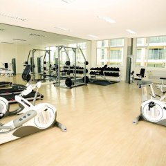 Golden Pearl Hotel Бангкок фитнесс-зал