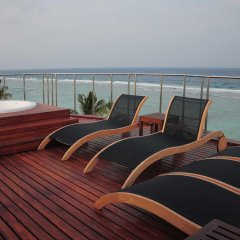 Airport Beach Hotel in North Male Atoll, Maldives from 207$, photos, reviews - zenhotels.com balcony