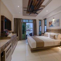 Отель Ocean Grand at Hulhumale Мальдивы, Мале - отзывы, цены и фото номеров - забронировать отель Ocean Grand at Hulhumale онлайн комната для гостей фото 3