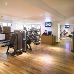 Leonardo Royal Hotel London St Paul's фитнесс-зал
