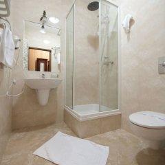 Гостиница Deluxe Hotel Kupava Украина, Львов - 1 отзыв об отеле, цены и фото номеров - забронировать гостиницу Deluxe Hotel Kupava онлайн ванная фото 2