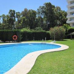 Отель Fan Flat Torremolinos Торремолинос бассейн фото 3