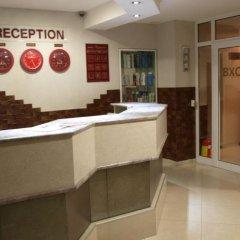 Отель Paralax Hotel Болгария, Варна - отзывы, цены и фото номеров - забронировать отель Paralax Hotel онлайн интерьер отеля фото 3