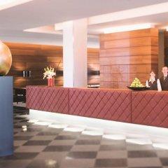 Movenpick Hotel Stuttgart Airport интерьер отеля