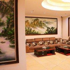 Jingan Express Hotel гостиничный бар