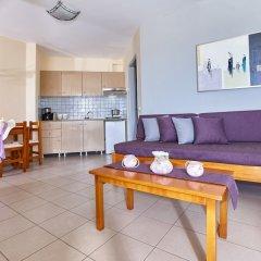 Апартаменты Everest Apartments комната для гостей фото 4