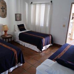 Отель Hacienda La Esperanza Гондурас, Копан-Руинас - отзывы, цены и фото номеров - забронировать отель Hacienda La Esperanza онлайн комната для гостей фото 4