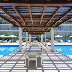 Отель Luxury Condos at Magia Мексика, Плая-дель-Кармен - отзывы, цены и фото номеров - забронировать отель Luxury Condos at Magia онлайн бассейн