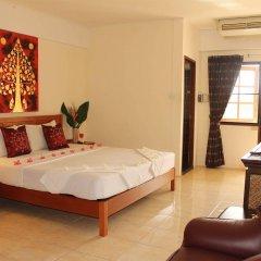 Отель Hillside Resort Pattaya Таиланд, Паттайя - 8 отзывов об отеле, цены и фото номеров - забронировать отель Hillside Resort Pattaya онлайн комната для гостей фото 4