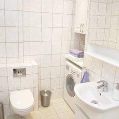 Отель Copenhagen Apartments Дания, Копенгаген - отзывы, цены и фото номеров - забронировать отель Copenhagen Apartments онлайн ванная