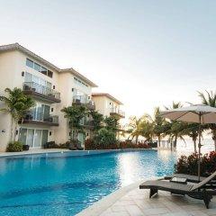 Отель Playa Escondida Beach Club Гондурас, Тела - отзывы, цены и фото номеров - забронировать отель Playa Escondida Beach Club онлайн бассейн фото 2