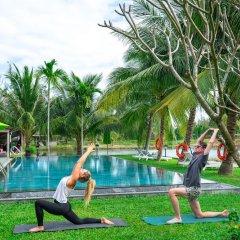 Отель Water Coconut Boutique Villas фитнесс-зал фото 3