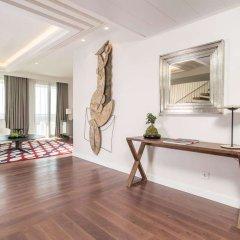 Отель NH Collection Madrid Eurobuilding удобства в номере
