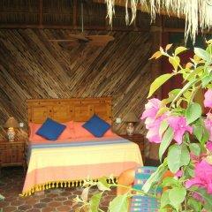 Отель El Nido At Hacienda Escondida - Bed And Breakfast комната для гостей