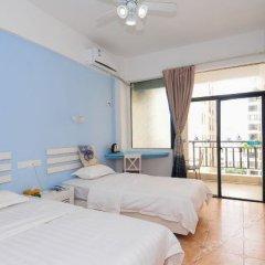 Отель Blue Coast Inn комната для гостей