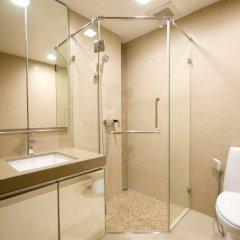 Отель The Wind Sukhumvit 23 Таиланд, Бангкок - отзывы, цены и фото номеров - забронировать отель The Wind Sukhumvit 23 онлайн ванная