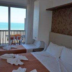 Отель Eurhotel Италия, Римини - отзывы, цены и фото номеров - забронировать отель Eurhotel онлайн комната для гостей фото 3