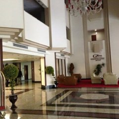 Royal Gaziantep Hotel Турция, Газиантеп - отзывы, цены и фото номеров - забронировать отель Royal Gaziantep Hotel онлайн интерьер отеля фото 2
