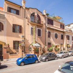 Отель Espana Рим парковка