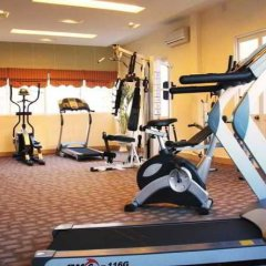 Alagon City Hotel & Spa фитнесс-зал фото 4