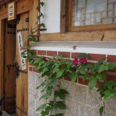 Отель Inwoo House вид на фасад фото 2