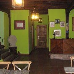 Отель Posada El Jardin de Angela интерьер отеля