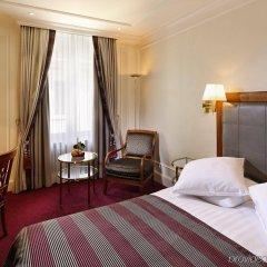Отель Schweizerhof Zürich Швейцария, Цюрих - отзывы, цены и фото номеров - забронировать отель Schweizerhof Zürich онлайн комната для гостей фото 2