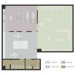 Отель The Hub Athens в номере