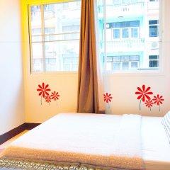 Baan Nampetch Hostel Бангкок комната для гостей фото 5
