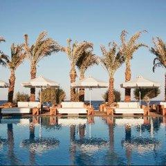 Отель Mediterranean Beach Palace Hotel Греция, Остров Санторини - отзывы, цены и фото номеров - забронировать отель Mediterranean Beach Palace Hotel онлайн фитнесс-зал фото 3