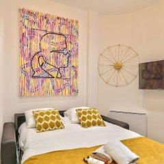 Отель 90 - Karl Lagerfeld Lafayette Франция, Париж - отзывы, цены и фото номеров - забронировать отель 90 - Karl Lagerfeld Lafayette онлайн комната для гостей фото 5
