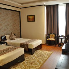 Отель Golden Halong Hotel Вьетнам, Халонг - отзывы, цены и фото номеров - забронировать отель Golden Halong Hotel онлайн комната для гостей фото 2