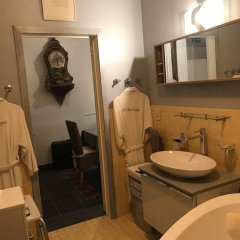 Отель B&B Huyze Walburga ванная