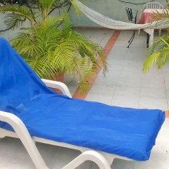 Отель Posada Marpez Hostel Мексика, Канкун - отзывы, цены и фото номеров - забронировать отель Posada Marpez Hostel онлайн балкон