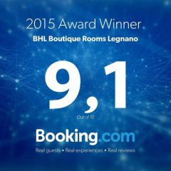 Отель BHL Boutique Rooms Legnano Леньяно фото 13