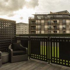 Отель Dakota Manchester Великобритания, Манчестер - отзывы, цены и фото номеров - забронировать отель Dakota Manchester онлайн балкон