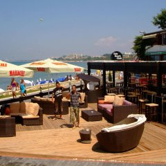 Отель Side Beach Club пляж фото 2
