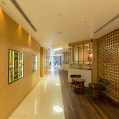 Отель Hilton Colombo Residence Шри-Ланка, Коломбо - отзывы, цены и фото номеров - забронировать отель Hilton Colombo Residence онлайн интерьер отеля фото 3