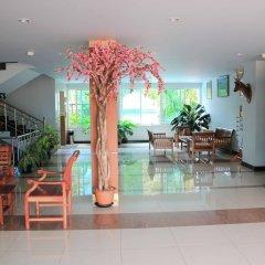 Отель Aonang Silver Orchid Resort интерьер отеля