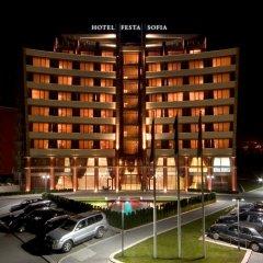 Отель Festa Sofia парковка