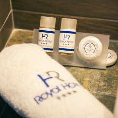 Royal Hotel ванная фото 2