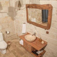 The Cove Cappadocia Турция, Ургуп - отзывы, цены и фото номеров - забронировать отель The Cove Cappadocia онлайн ванная фото 2