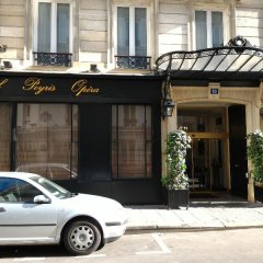 Отель Peyris Opera Париж парковка