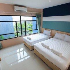 Отель JJ Residence Phuket Town Таиланд, Пхукет - отзывы, цены и фото номеров - забронировать отель JJ Residence Phuket Town онлайн комната для гостей фото 2