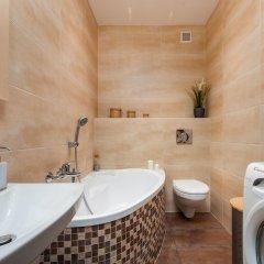 Отель Little Home - Nowogrodzka Польша, Варшава - отзывы, цены и фото номеров - забронировать отель Little Home - Nowogrodzka онлайн ванная фото 2